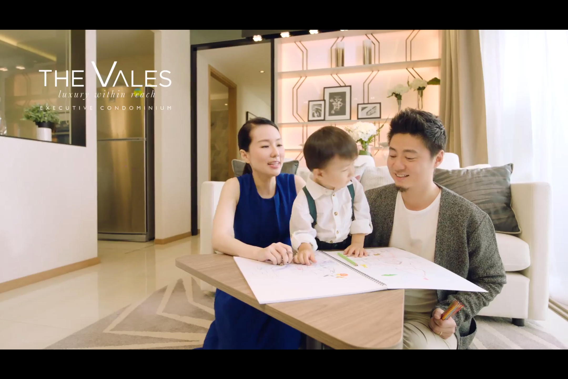The Vales TVC